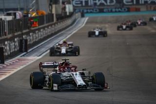 Las fotos del GP de Abu Dhabi F1 2020 - Miniatura 67