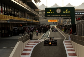 Las fotos del GP de Abu Dhabi F1 2020 - Miniatura 71
