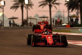 Las fotos del GP de Abu Dhabi F1 2020 - Miniatura 72