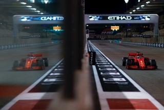 Las fotos del GP de Abu Dhabi F1 2020 - Miniatura 77