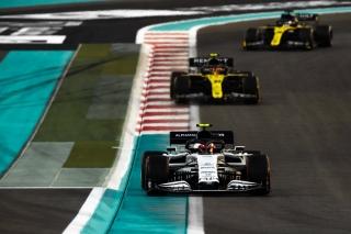 Las fotos del GP de Abu Dhabi F1 2020 - Miniatura 78