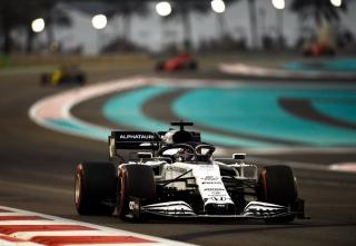Las fotos del GP de Abu Dhabi F1 2020 - Miniatura 81