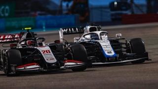 Las fotos del GP de Abu Dhabi F1 2020 - Miniatura 85