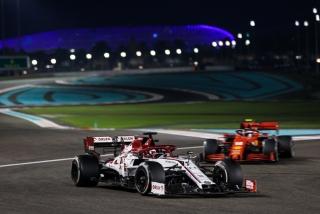 Las fotos del GP de Abu Dhabi F1 2020 - Miniatura 90