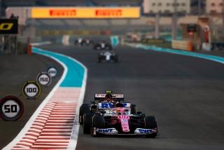 Las fotos del GP de Abu Dhabi F1 2020 - Miniatura 91