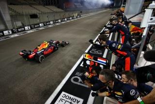 Las fotos del GP de Abu Dhabi F1 2020 - Miniatura 104