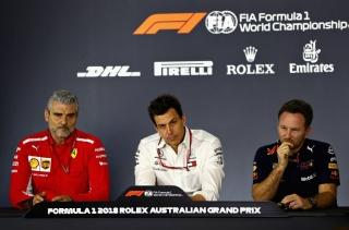Fotos GP Australia F1 2018 Foto 67