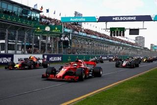 Fotos GP Australia F1 2018 Foto 130