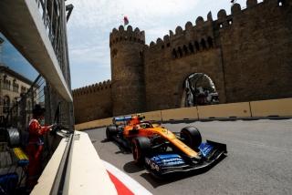 Fotos GP Azerbaiyán F1 2019 Foto 8