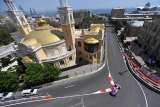 Fotos GP Azerbaiyán F1 2019 Foto 16
