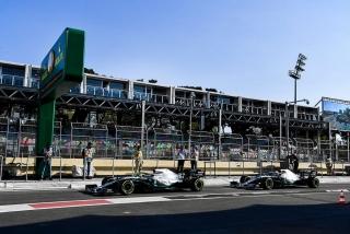Fotos GP Azerbaiyán F1 2019 Foto 17