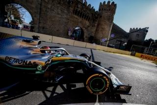 Fotos GP Azerbaiyán F1 2019 Foto 55