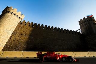 Fotos GP Azerbaiyán F1 2019 Foto 59