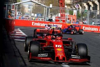 Fotos GP Azerbaiyán F1 2019 Foto 84