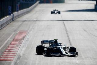 Fotos GP Azerbaiyán F1 2019 Foto 87