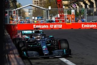 Fotos GP Azerbaiyán F1 2019 Foto 90