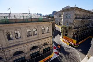 Fotos GP Azerbaiyán F1 2019 Foto 91