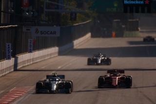 Fotos GP Azerbaiyán F1 2019 Foto 99