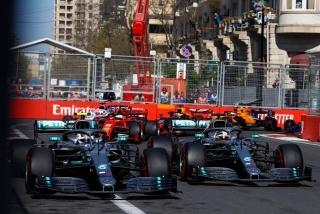 Fotos GP Azerbaiyán F1 2019 Foto 109