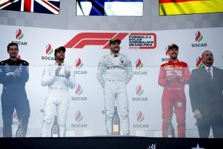 Fotos GP Azerbaiyán F1 2019 Foto 110