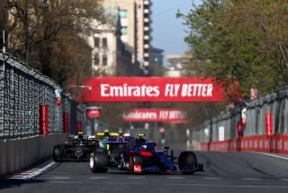 Fotos GP Azerbaiyán F1 2019 Foto 133