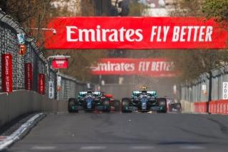 Fotos GP Azerbaiyán F1 2019 Foto 137
