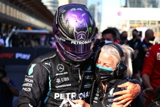 Las fotos del GP de Azerbaiyán F1 2021 - Miniatura 3