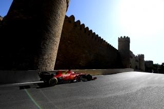 Las fotos del GP de Azerbaiyán F1 2021 - Miniatura 6