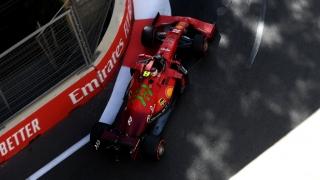 Las fotos del GP de Azerbaiyán F1 2021 - Miniatura 7