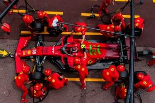 Las fotos del GP de Azerbaiyán F1 2021 - Miniatura 8