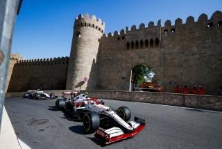 Las fotos del GP de Azerbaiyán F1 2021 - Miniatura 9