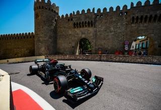 Las fotos del GP de Azerbaiyán F1 2021 - Miniatura 10