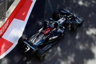 Las fotos del GP de Azerbaiyán F1 2021 - Miniatura 11