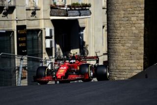 Las fotos del GP de Azerbaiyán F1 2021 - Miniatura 13