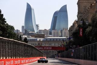 Las fotos del GP de Azerbaiyán F1 2021 - Miniatura 14