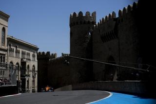 Las fotos del GP de Azerbaiyán F1 2021 - Miniatura 15