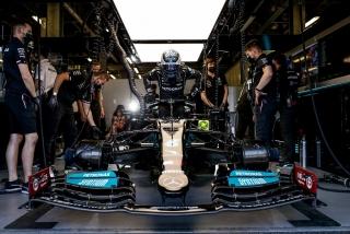 Las fotos del GP de Azerbaiyán F1 2021 - Miniatura 16