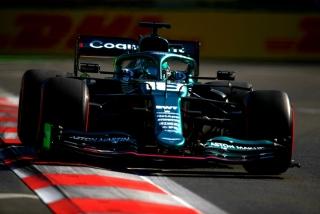 Las fotos del GP de Azerbaiyán F1 2021 - Miniatura 18