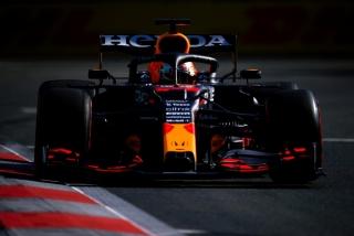 Las fotos del GP de Azerbaiyán F1 2021 - Miniatura 19