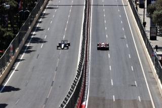 Las fotos del GP de Azerbaiyán F1 2021 - Miniatura 20