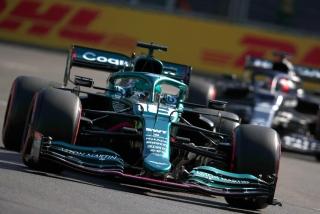 Las fotos del GP de Azerbaiyán F1 2021 - Miniatura 21