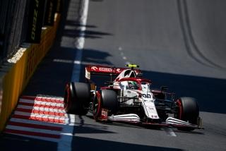 Las fotos del GP de Azerbaiyán F1 2021 - Miniatura 22