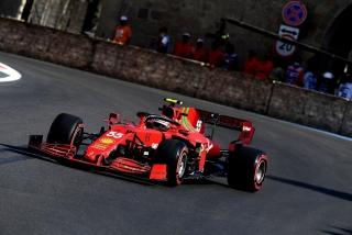 Las fotos del GP de Azerbaiyán F1 2021 - Miniatura 24