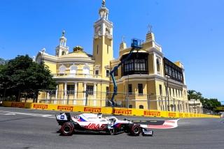 Las fotos del GP de Azerbaiyán F1 2021 - Miniatura 26