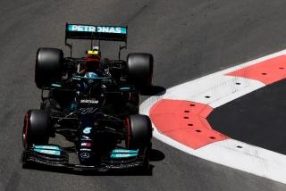 Las fotos del GP de Azerbaiyán F1 2021 - Miniatura 27
