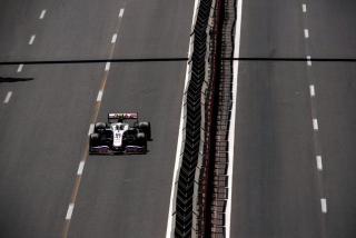 Las fotos del GP de Azerbaiyán F1 2021 - Miniatura 28