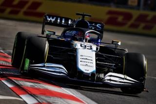 Las fotos del GP de Azerbaiyán F1 2021 - Miniatura 29