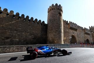 Las fotos del GP de Azerbaiyán F1 2021 - Miniatura 32