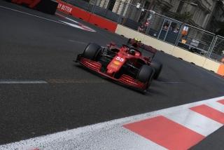 Las fotos del GP de Azerbaiyán F1 2021 - Miniatura 33