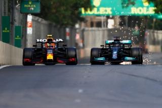 Las fotos del GP de Azerbaiyán F1 2021 - Miniatura 34